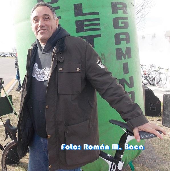 El técnico de la Selección Nacional de Ciclismo Gerardo Crisafulli dialogó con El Clásico Deportes