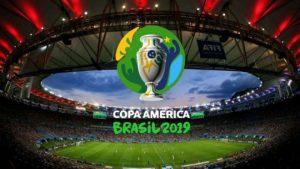 Derrota de Argentina en el debut de Copa América