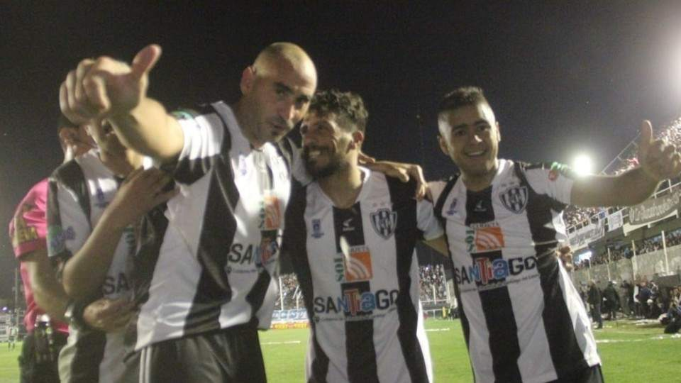 Central Córdoba ascendió a la Superliga