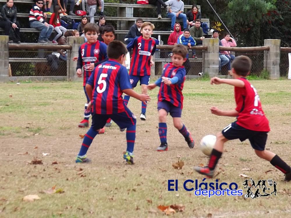 Fútbol Infantil: Resultados de la 12da fecha