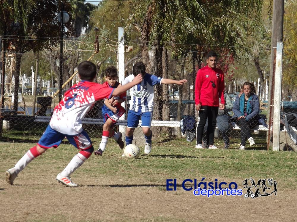 Baby Fútbol: Adelantamos los resultados de la 13° fecha del Torneo Apertura