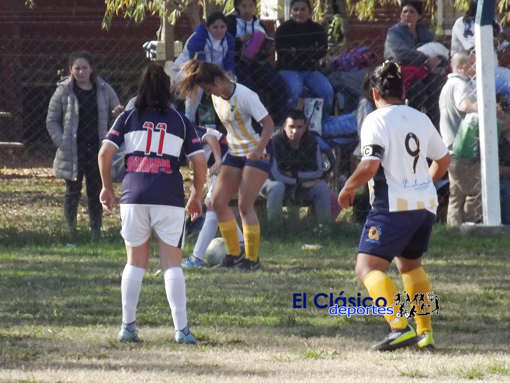 San Roque y La Esperanza mantienen el liderazgo en el femenino