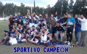 ¡Sportivo campeón del Torneo Apertura!