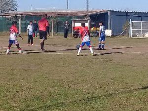 Fútbol Infantil jugó la 15ta fecha