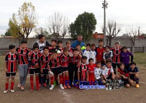 La Selección Infantil viaja el próximo domingo