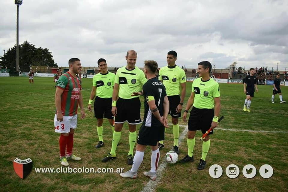 Joaquín Gil estuvo en la Copa Santa Fe