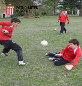 Estudiantes de La Plata realizará una jornada de capacitación de arqueros en Baradero