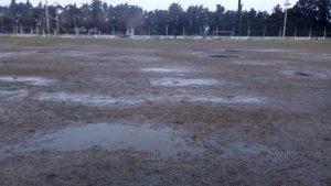 Fútbol local: La Esperanza-G. San Martín fue postergado. El resto juega normal