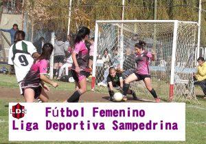 Fútbol local: A paso firme San Roque FC mantiene la punta del femenino