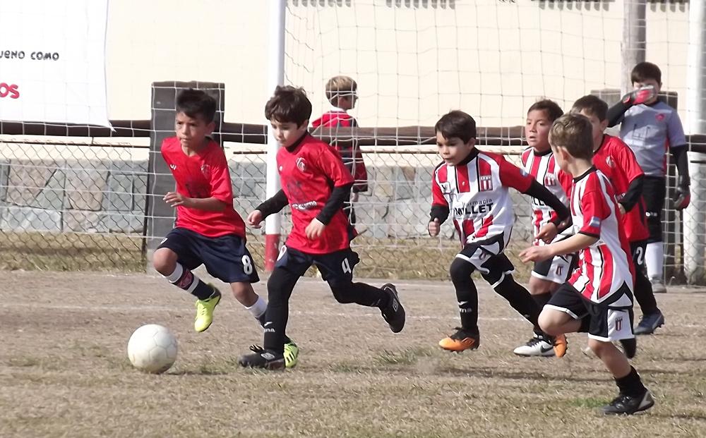 Fútbol Infantil: Los resultados de la 16ta jornada del Apertura