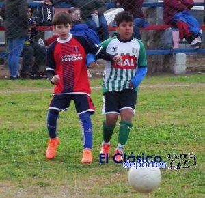 Baby fútbol: Están los horarios para la 18° fecha