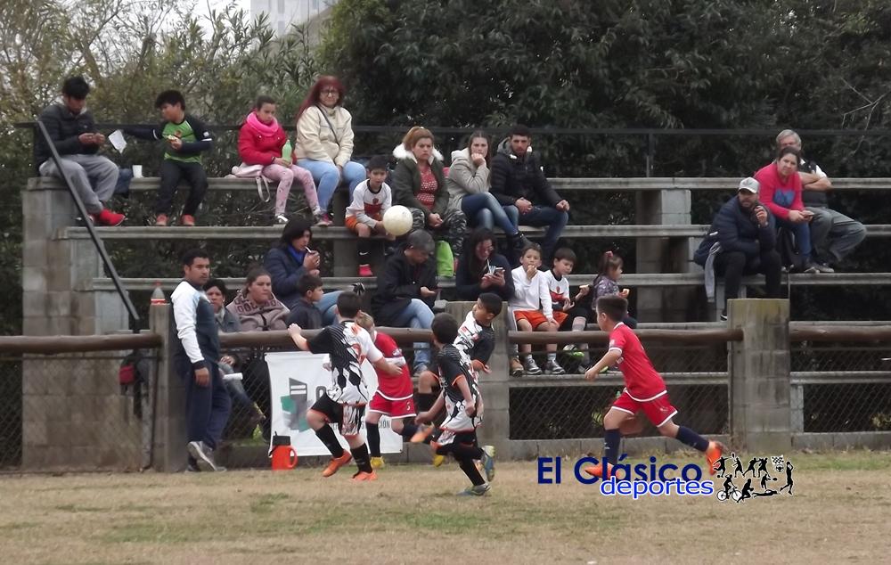 Baby Fútbol: Se jugó la 18° fecha y ahora habrá receso