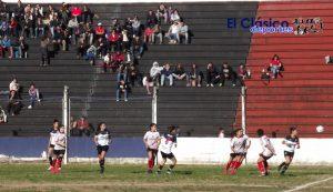 Fútbol femenino: San Pedro juega en La Plata