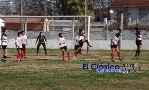 Fútbol femenino: Parcialmente se jugó la fecha inicial del nacional de selecciones
