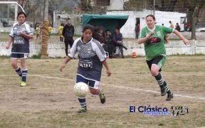 Fútbol femenino: La punta tiene nuevo dueño