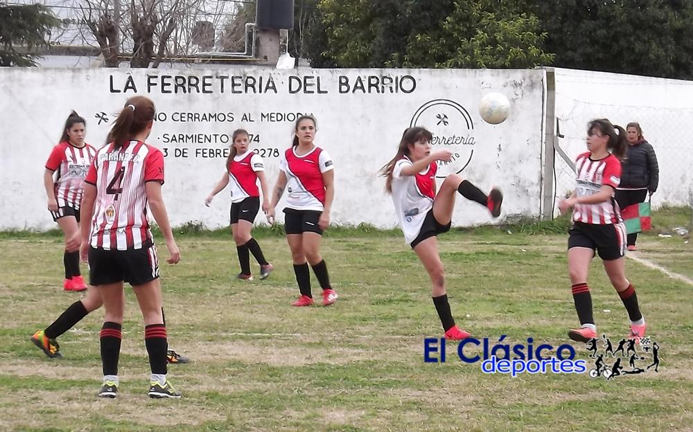 La Roca-San Roque: La final del femenino se juega en Defensores Unidos