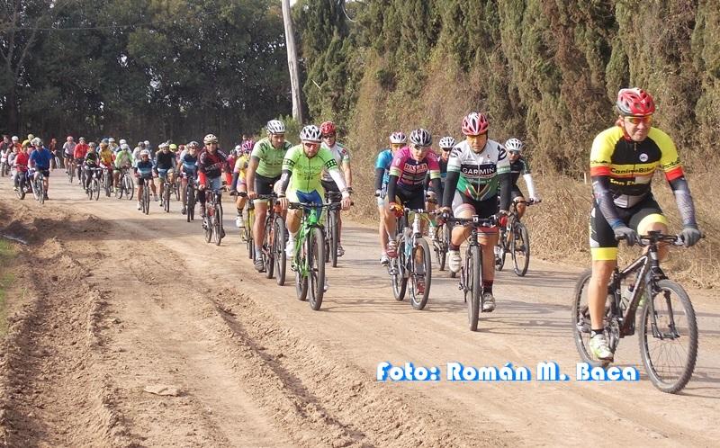 Con éxito se llevó a cabo la competencia de Rural Bike