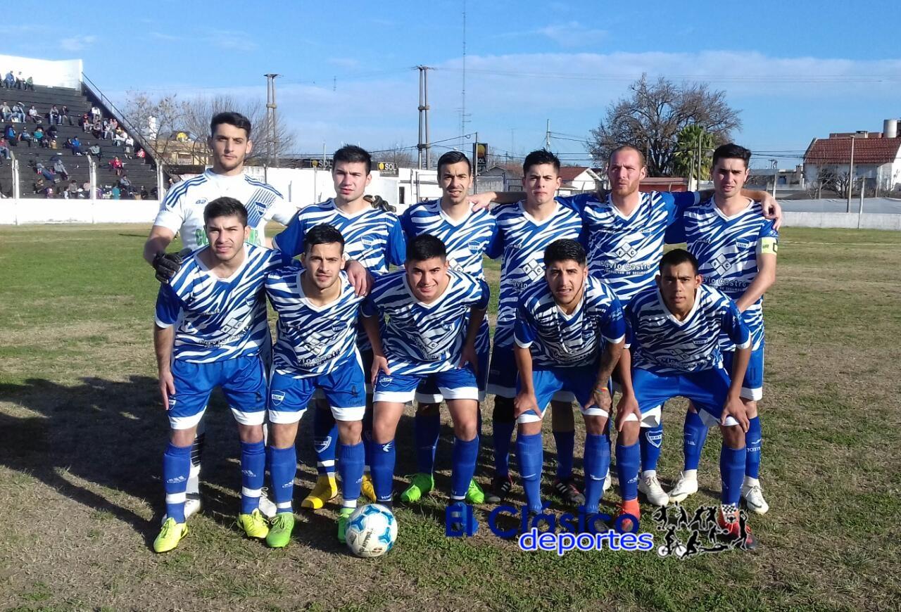 Sin fútbol mayor durante este fin de semana, sólo el pendiente entre La Esperanza-Gral. San Martín