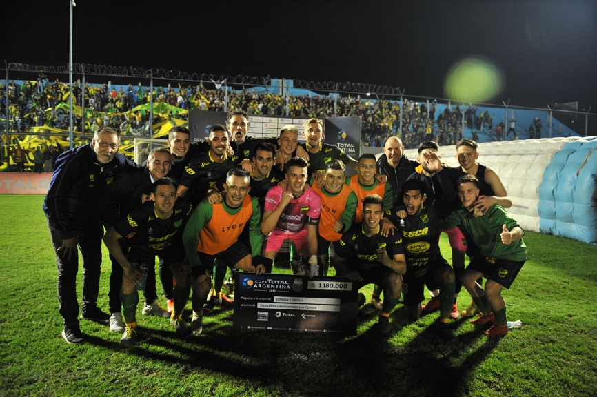 Copa Argentina: Siguen en carrera Estudiantes, Lanús y Def. y Justicia. Hoy juega Racing