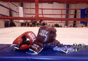 Festival profesional de boxeo en Santa Lucia con Kevin Espíndola