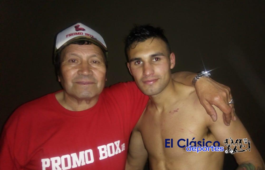 Falleció el boxeador Hugo Santillán..