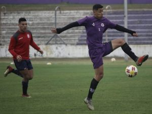 Francisco Nouet jugará en Flandria con su hermano Matías