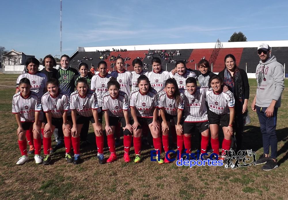 Femenino: Las 16 que viajan a La Plata