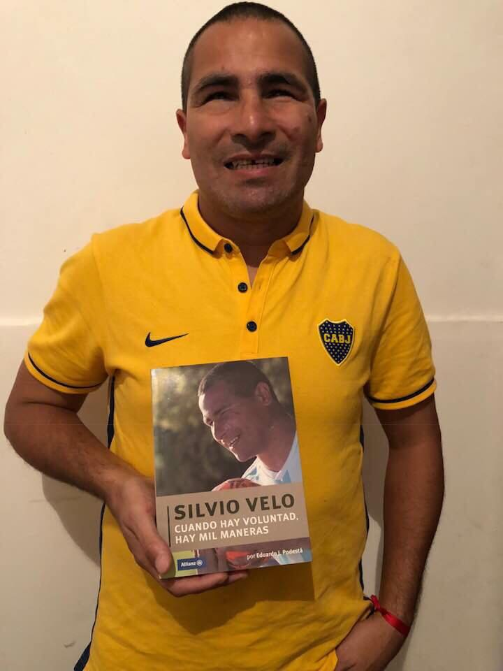 Silvio Velo: «Estoy feliz por tener una nueva oportunidad en Lima 2019»