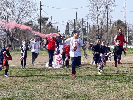 Posiciones del baby fútbol jugada la fecha 21 y los partidos de la próxima jornada