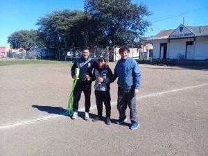Se llevó a cabo la capacitación de arqueros en Atlético