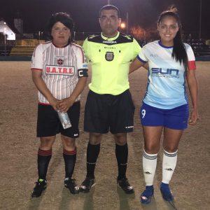 Nacional Femenino: Ajustada derrota de San Pedro