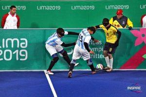 Los Murciélagos a la final en los Parapanamericanos de Lima