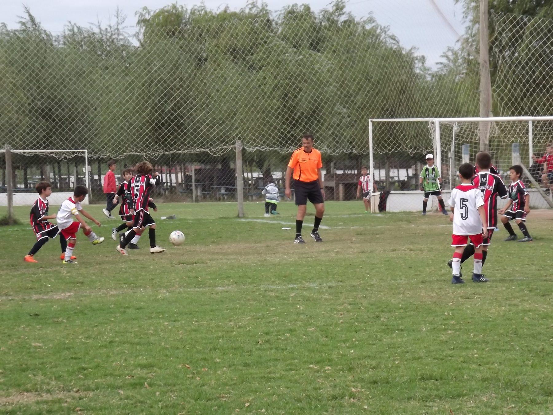 En Infantil define el Torneo Apertura