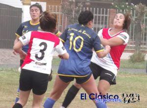 La jornada de fútbol femenino se juega en cancha de El Porvenir