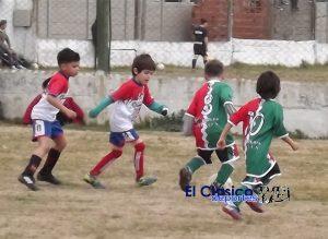 Baby fútbol: Se juega la fecha 22