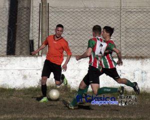 Fútbol local: Atlético y San Martín con goleadas. CADU-La Roca iguales….