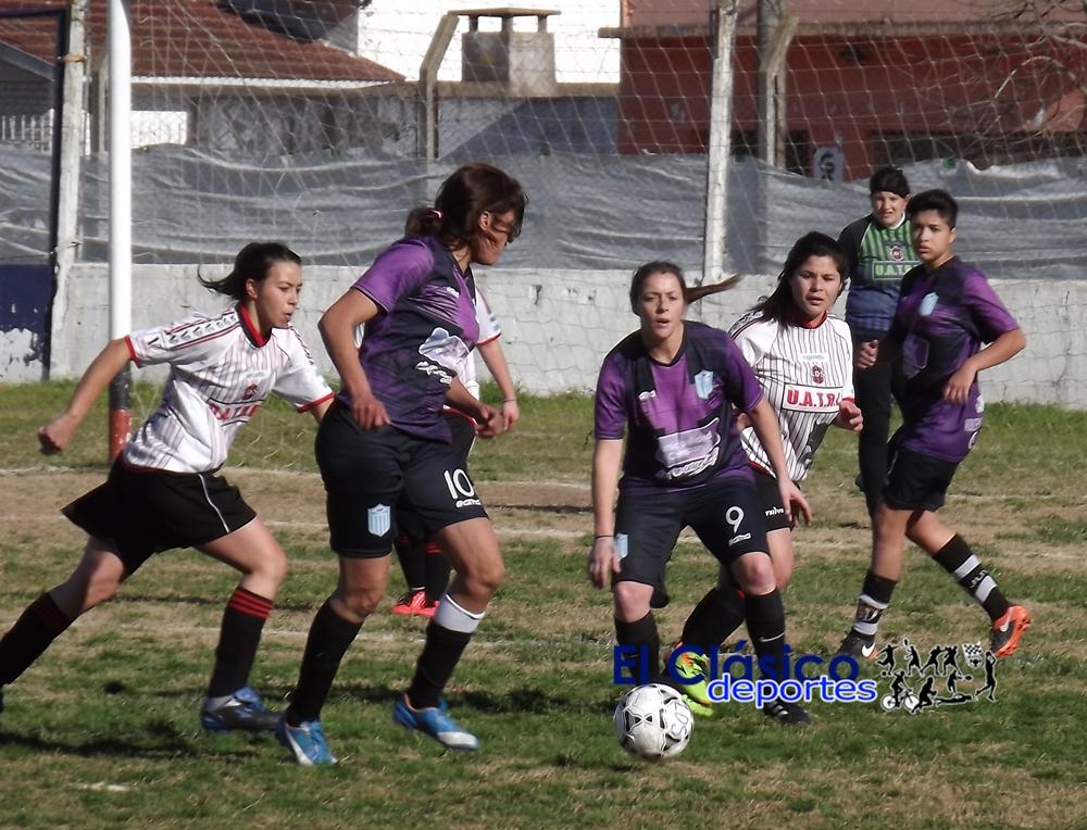Fútbol femenino: Por el Nacional, San Pedro visita a Campana