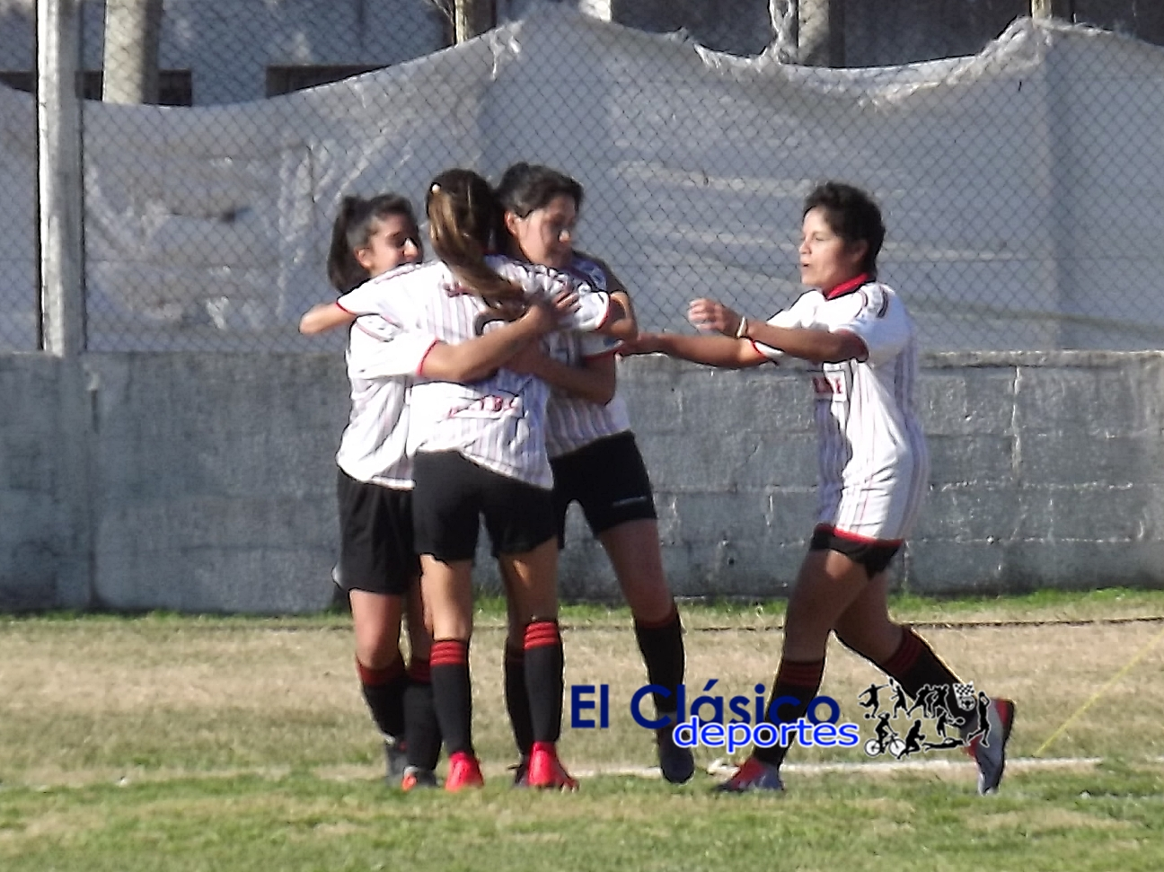 Nacional Femenino: San Nicolás-San Pedro va el sábado a las 19:30 horas