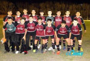 Nacional Juvenil: San Pedro goleó en Baradero