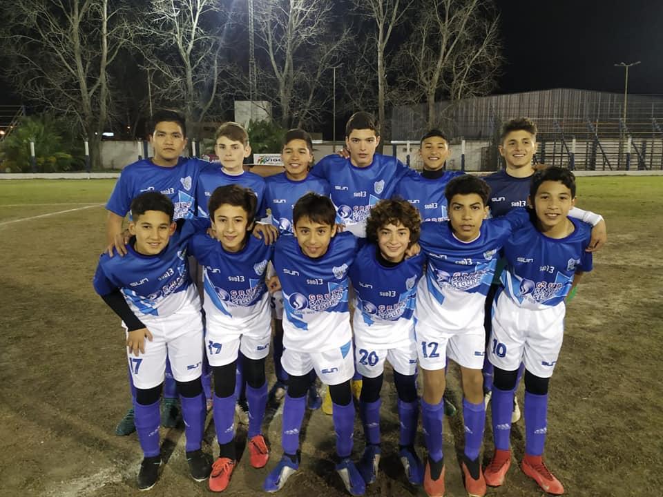 Nacional Juvenil: San Nicolás le ganó a Arrecifes en Sub 13 y Sub 15