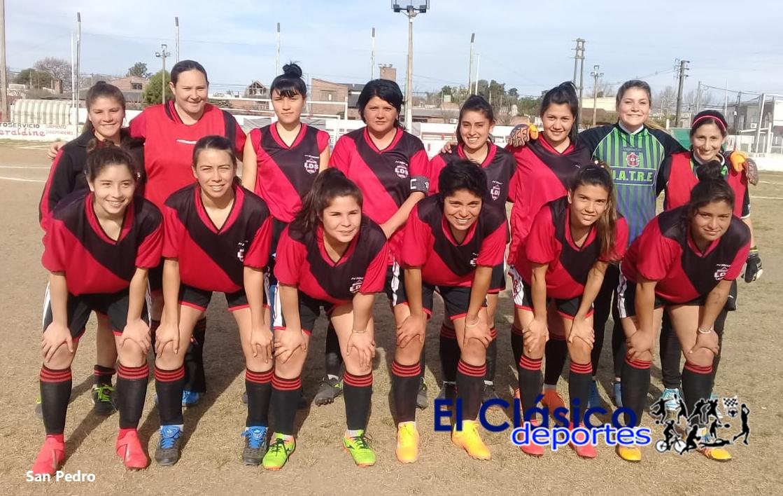 Nacional femenino: San Nicolás le ganó a Campana y clasificó San Pedro