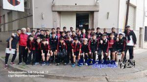 Nacional Juvenil: El Sub 15 viaja a Chascomús en octavos de final. El Sub 13 espera