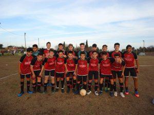 Torneo Nacional Juvenil: San Pedro recibirá a Arrecifes en cancha de Paraná FC