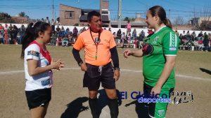 Fútbol femenino: A paso firme, La Esperanza sigue arriba