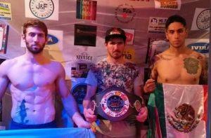 Muay Thai: Muñoz va por la corona mundial en Casilda