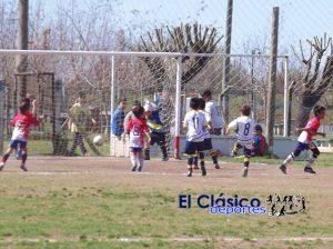 Baby fútbol: Las zonas del Torneo Clausura