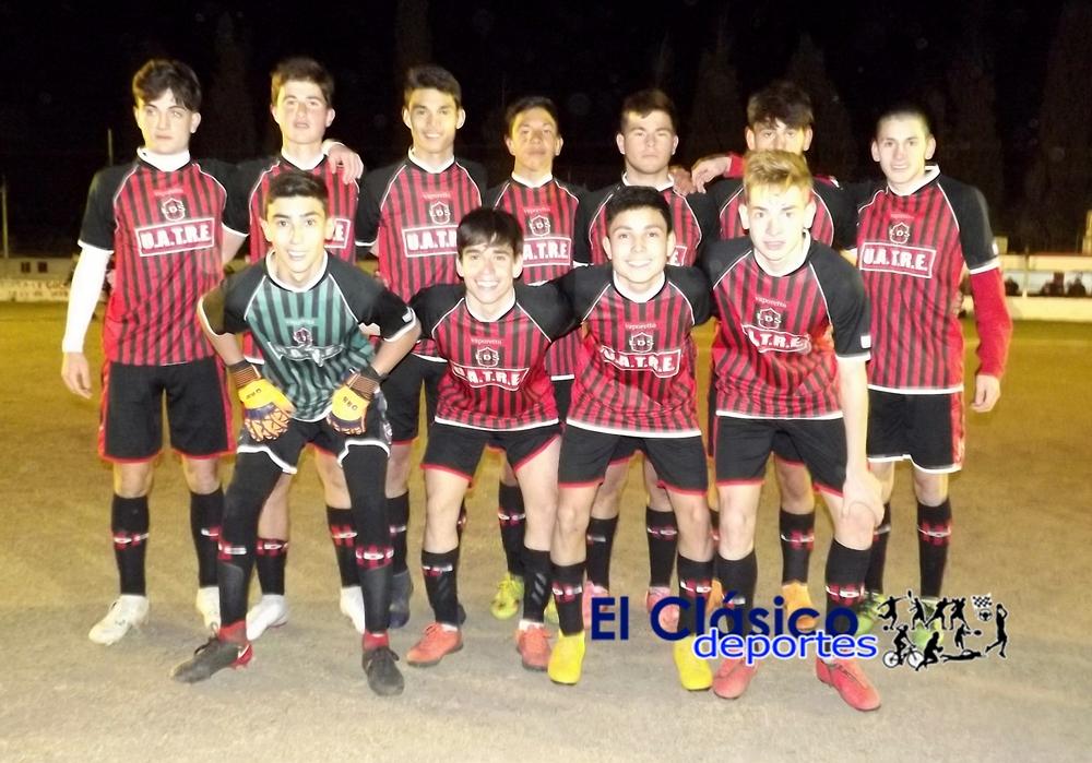 San Pedro -Rojas (Sub 13) y San Pedro-San Nicolás (Sub 15)
