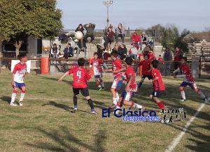 Baby fútbol: La segunda fecha se juega el sábado próximo