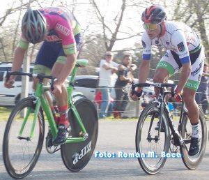Ciclismo en San Pedro con triunfo de Basualdo