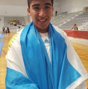 Karate FNK: En San Lorenzo fue el nacional